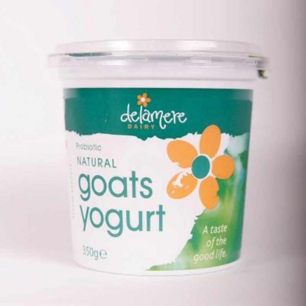 Plain Goats Yoghurt