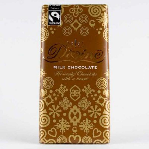 Milk Chocolate FairTrade