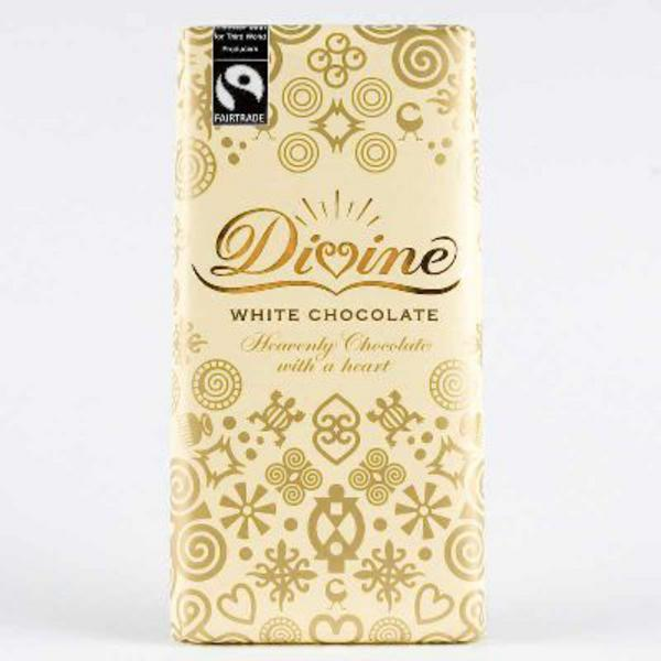 White Chocolate FairTrade