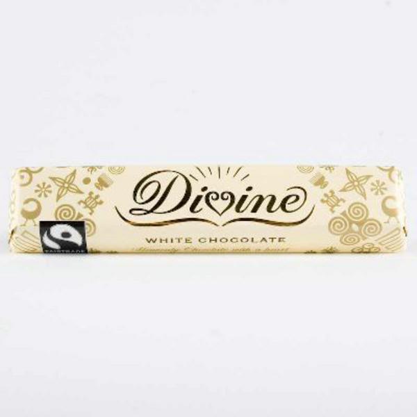 White Chocolate FairTrade