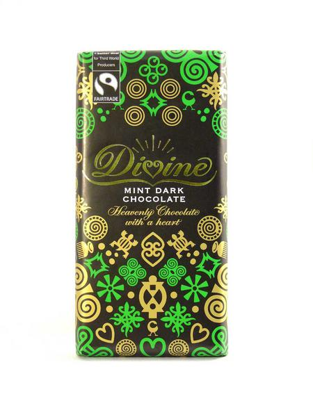 Mint Dark Chocolate FairTrade