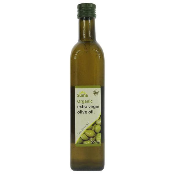 Extra Virgin Olive Oil Cold Pressed ORGANIC