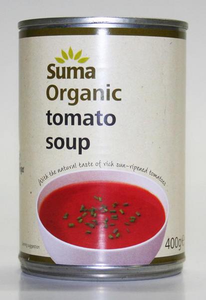 Tomato Soup Gluten Free, Vegan, ORGANIC