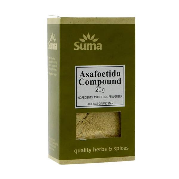 Asafoetida Compound