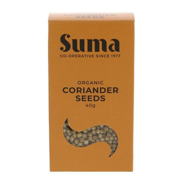 Coriander Seeds ORGANIC