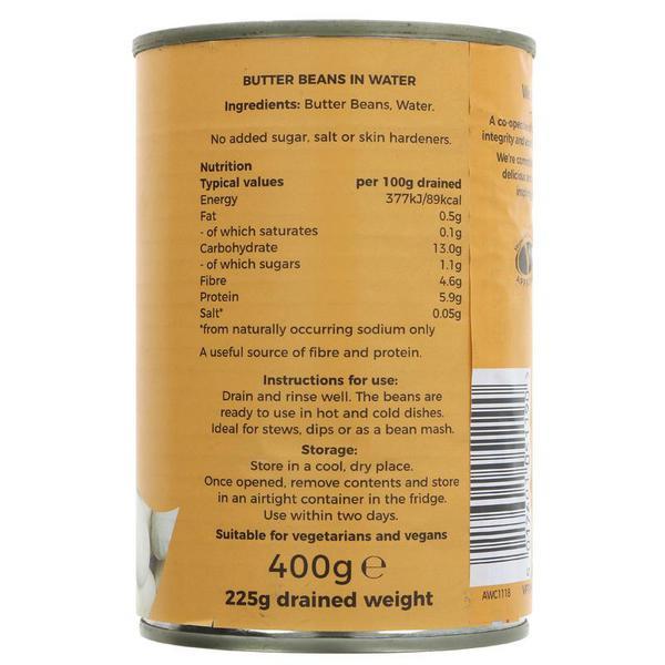 Butter Beans ORGANIC image 2