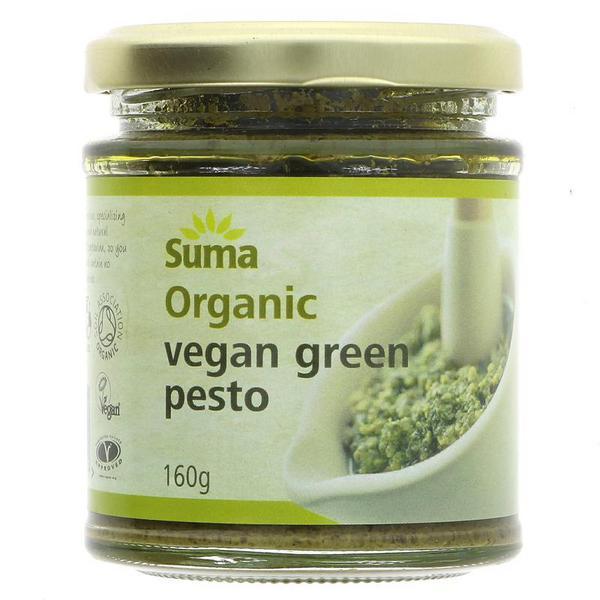 Green Pesto Vegan, ORGANIC