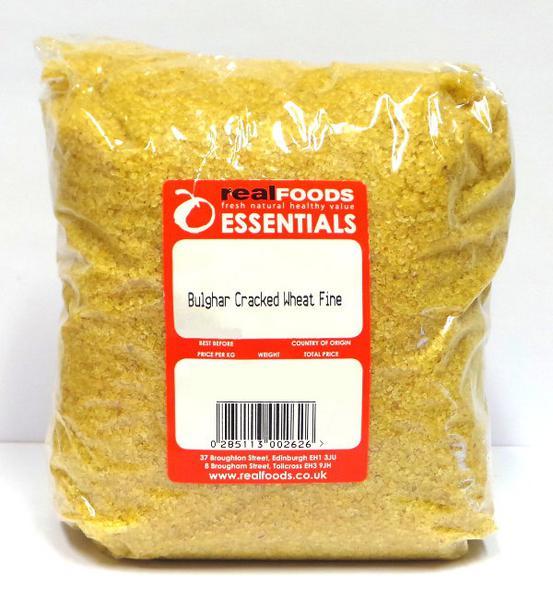 Bulgur Fine Cracked Wheat