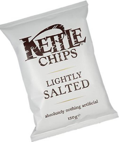 Lightly Salted Crisps Vegan