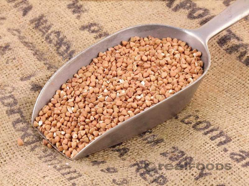 Roasted Buckwheat Kasha ORGANIC