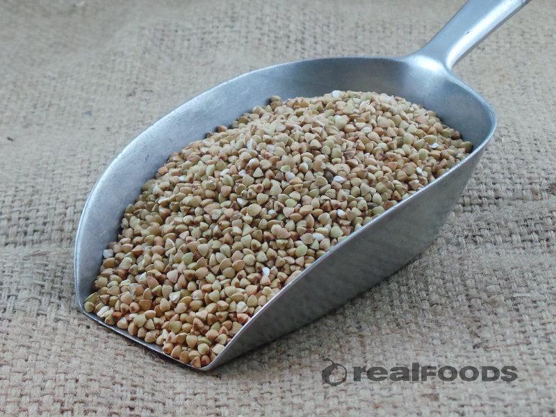 Unroasted Buckwheat ORGANIC