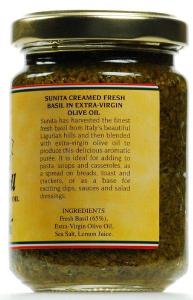 Fresh Creamed Basil  image 2
