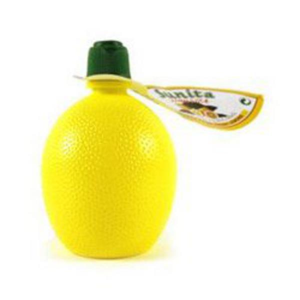 Lemon Juice with SO2