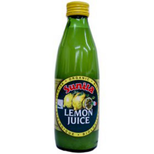 Lemon Juice ORGANIC