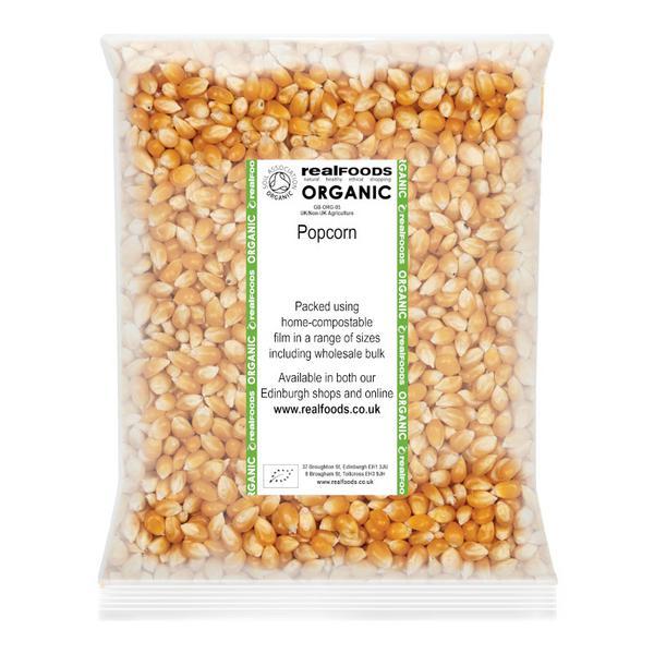 Popcorn ORGANIC image 2
