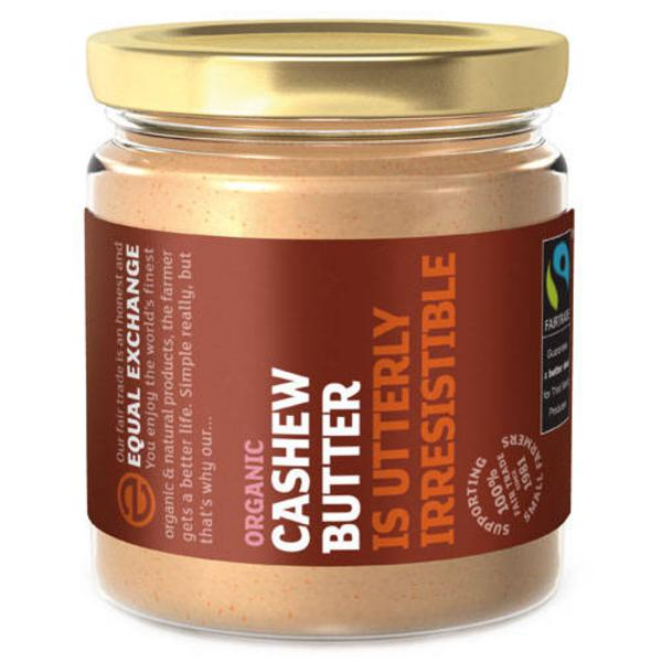 Cashew Nut Butter FairTrade, ORGANIC