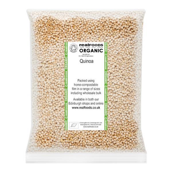 Quinoa ORGANIC image 2