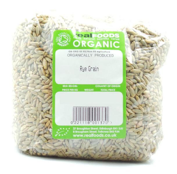 Rye Grain ORGANIC image 2