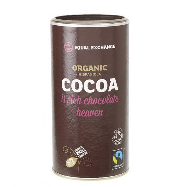 Cocoa Powder FairTrade, ORGANIC