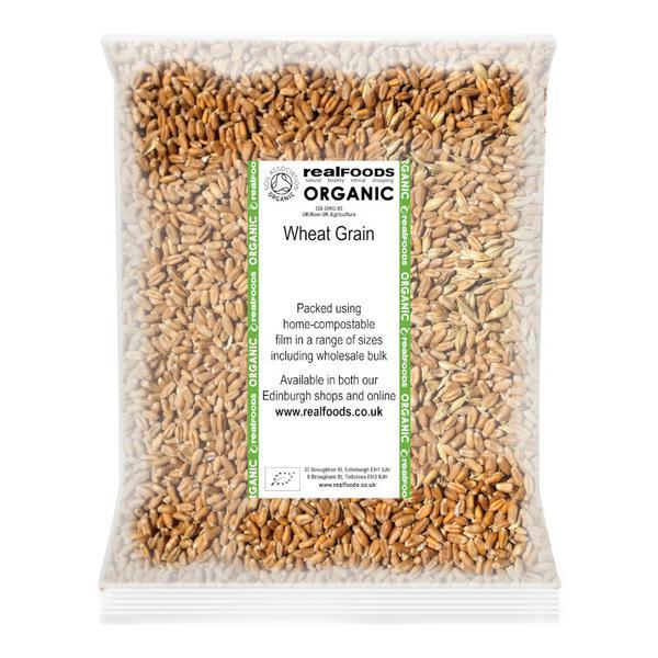Wheat Grain ORGANIC image 2