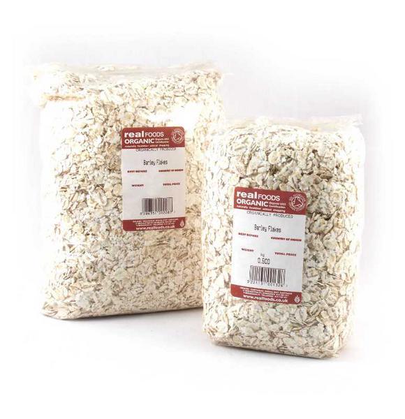 Barley Flakes ORGANIC image 2
