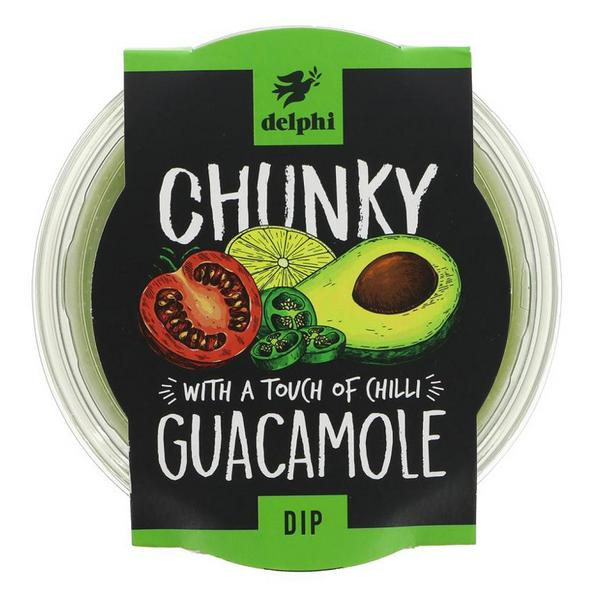 Guacamole Dip & Olive Oil low salt