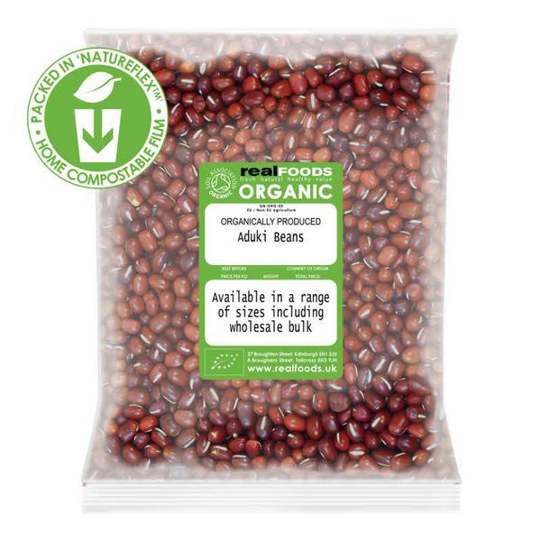 Aduki Beans ORGANIC image 2