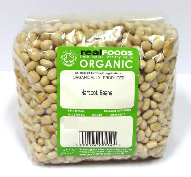Haricot Beans ORGANIC image 2