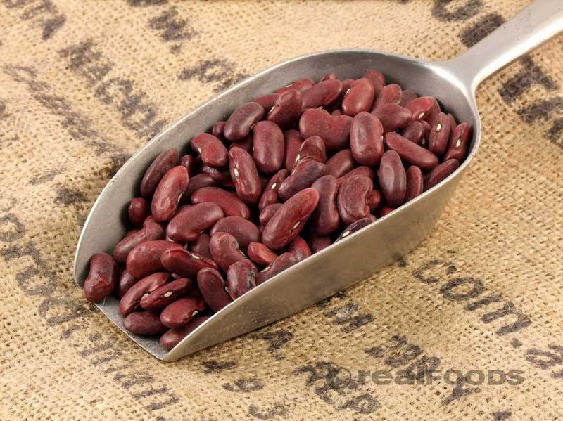 Kidney Beans Red ORGANIC