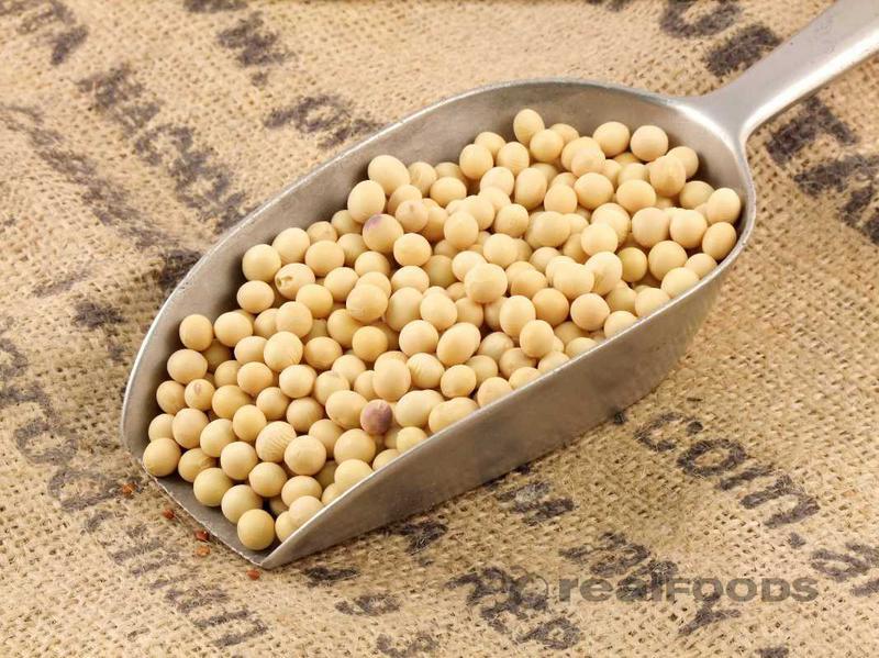 Soya Beans ORGANIC