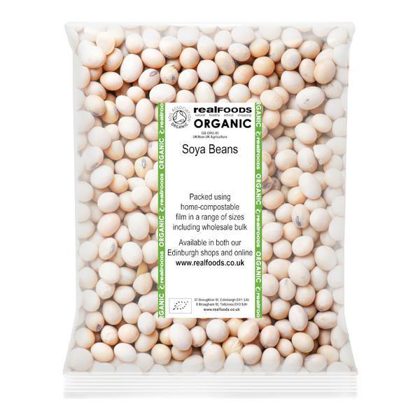 Soya Beans ORGANIC image 2