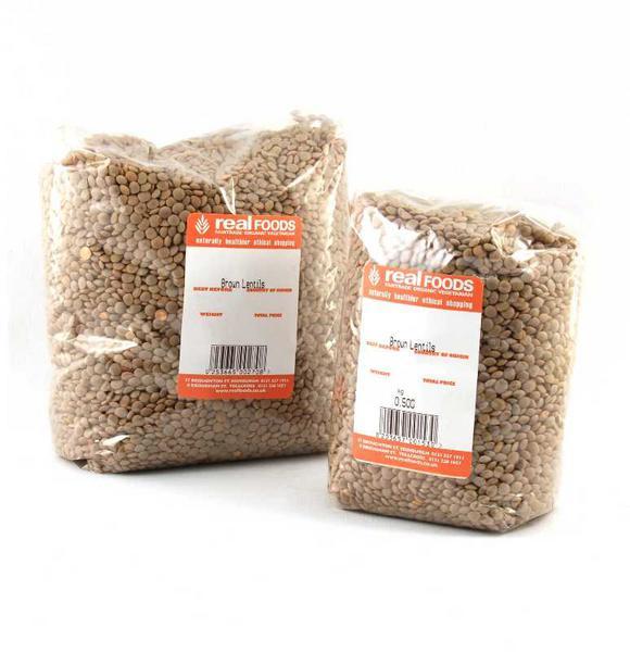 Brown Lentils  image 2