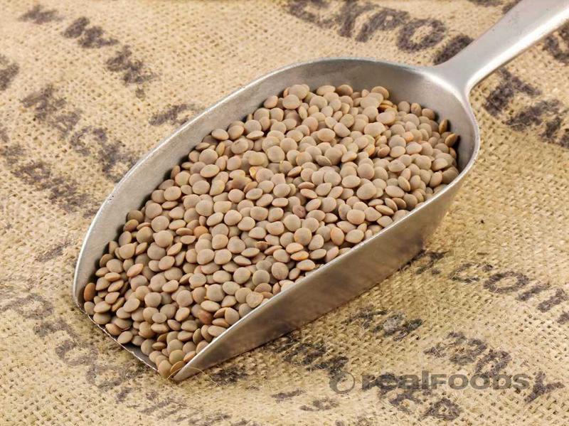 Brown Lentils ORGANIC