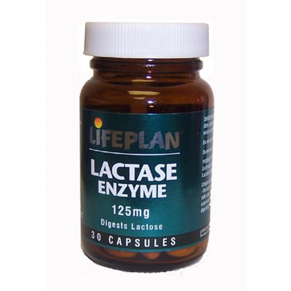 Lactase Enzyme 125mg
