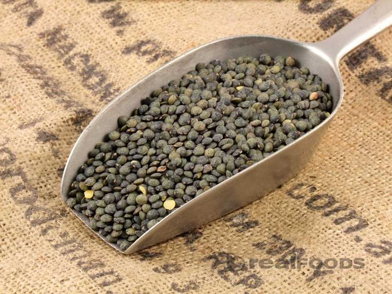 Puy Style Green Lentils