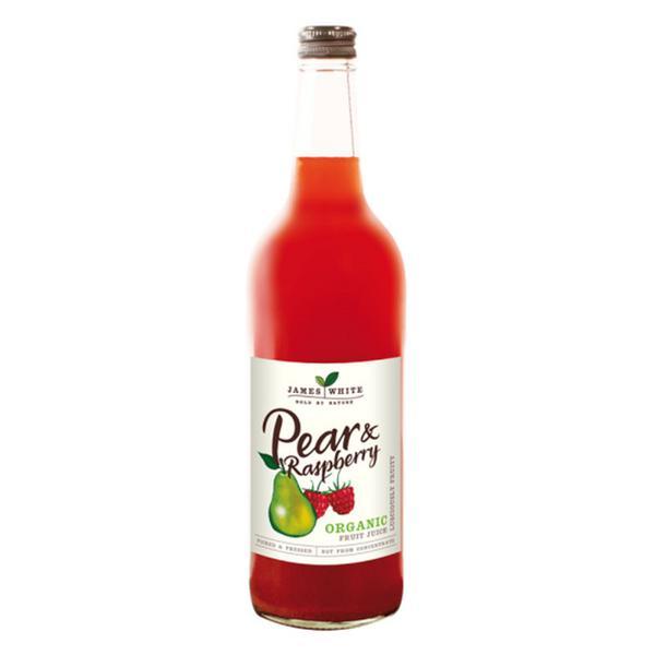 Raspberry & Pear Juice ORGANIC