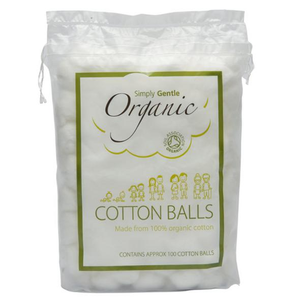 Cotton Wool Balls ORGANIC