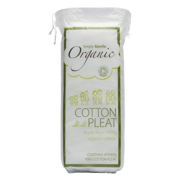 Cotton Pleats ORGANIC