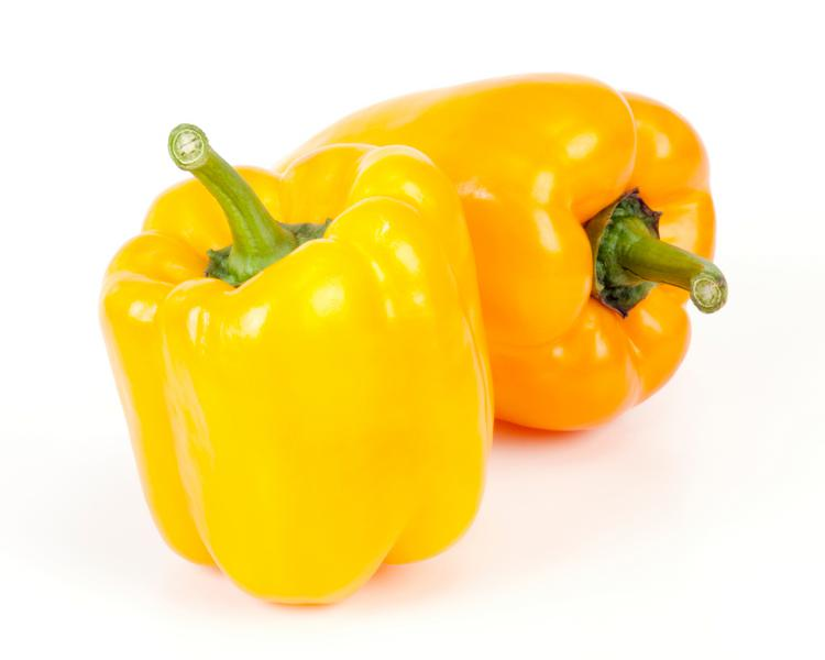 Yellow Pepper ORGANIC