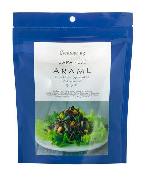 Arame Seaweed dairy free, Vegan