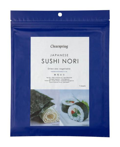 Nori Sushi Toasted