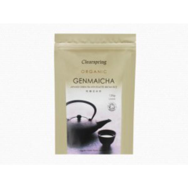 Loose Genmaicha Tea ORGANIC
