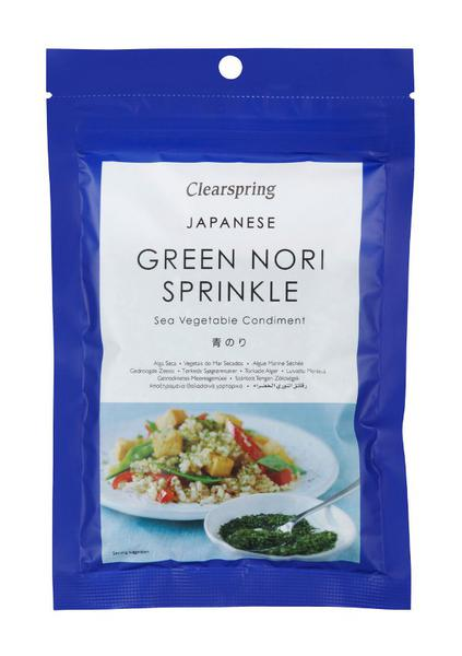 Green Nori Sprinkle