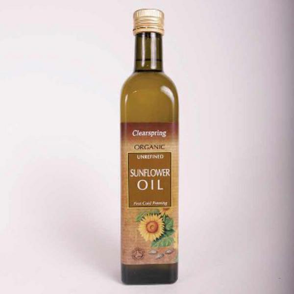 Sunflower Oil ORGANIC image 2