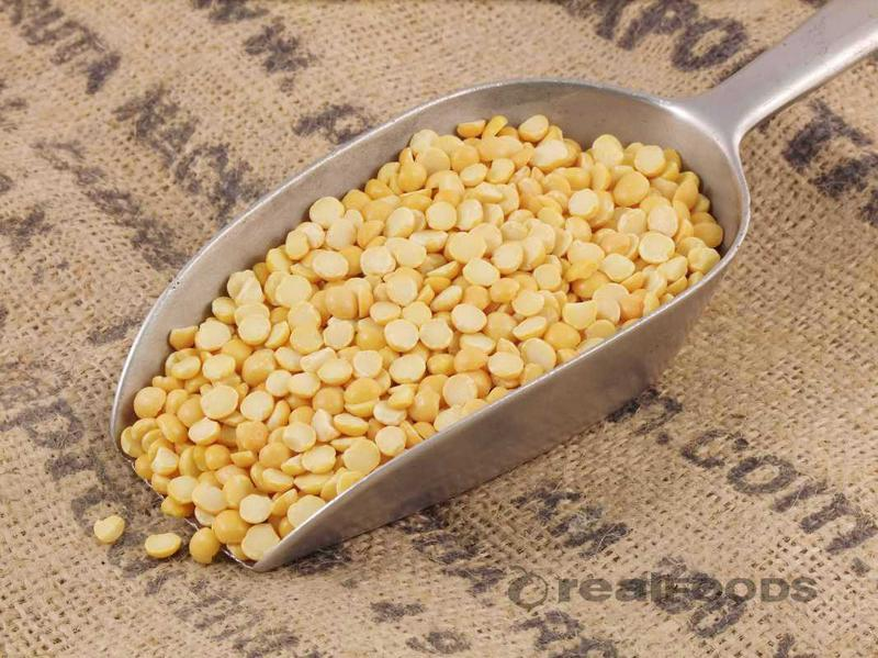 Split Peas Yellow