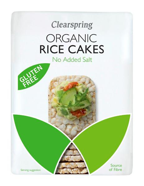 Original Rice Cakes Gluten Free, no added salt, ORGANIC