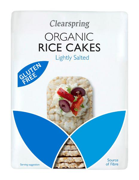 Rice Cakes Lightly Salted Gluten Free