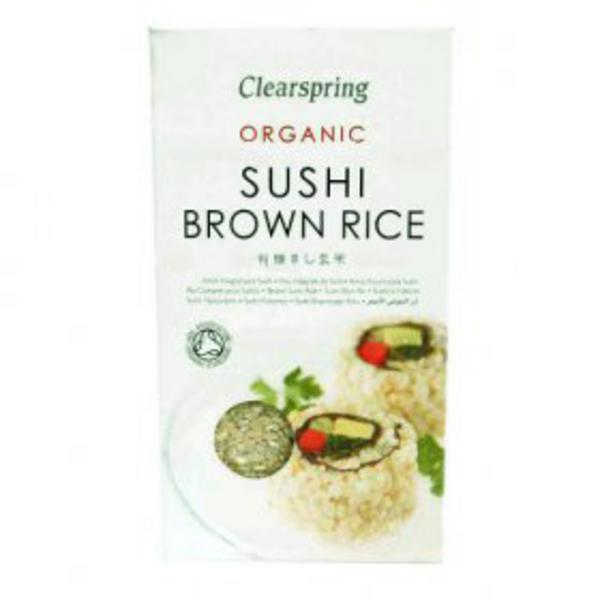 Brown Sushi Rice ORGANIC