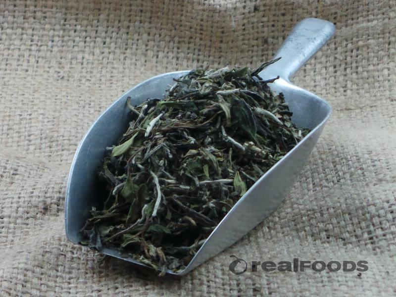 White Leaf Tea Leaves