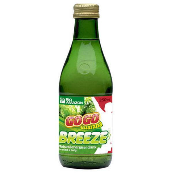GoGo Guarana Breeze Drink